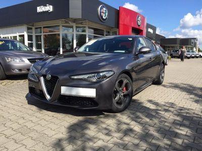 gebraucht Alfa Romeo Giulia Super 2.2 Diesel 16V 110KW (150PS)