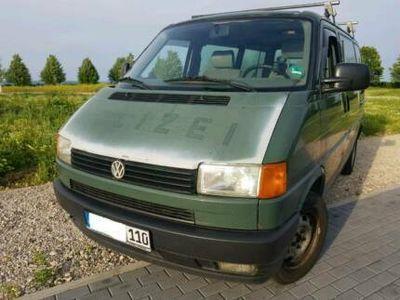 gebraucht VW T4 2,5l SYNCRO Benzin ( Ex-Polizei )