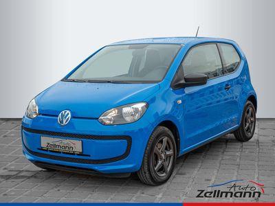 gebraucht VW up! Take 1.0 44KW Benzin 5-Gang Schaltung Tagfahrlicht. Radio/CD-Playe