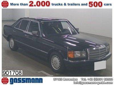 gebraucht Mercedes 500 SE Limousine mehrfach VORHANDEN