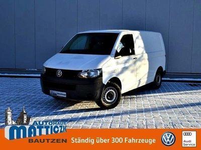 gebraucht VW T5 2.0 TDI AHK/CLIMATIC/RCD/ELEKTRIK-PAKET/ZV+FFB