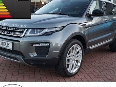 gebraucht Land Rover Range Rover evoque HSE Dynamic 2.0 TD4 *20 ZOLL*EURO6*PANO*WINTER-KOMFORT*