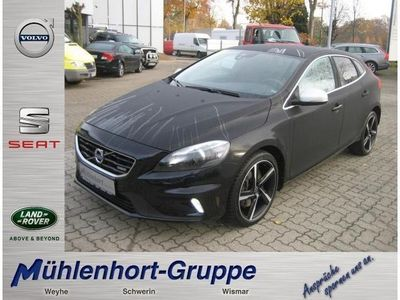 used Volvo V40 D4 Geartronic MOMENTUM - R-DESIGN - 18 Zoll -