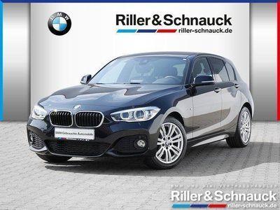 gebraucht BMW 116 i M Sport NAVI LED SHZ PDC FSE KLIMAAUT