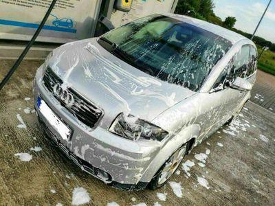 gebraucht Audi A2 1,4 TDI - neuw. Reifen, Standhzg.,...