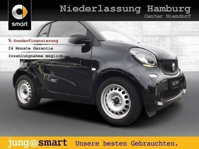 käytetty Smart ForTwo Coupé 52kW DCT cool&Audio Pano Tempom
