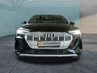 gebraucht Audi E-Tron eTronSportback 50 S line quattro BAFA fähig