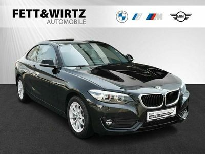 gebraucht BMW 218 d Coupé