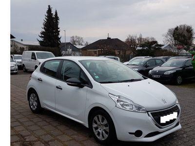 gebraucht Peugeot 208 Affaire 1.4 HDi Klima,Tempomat, 2 Sitze,EU5