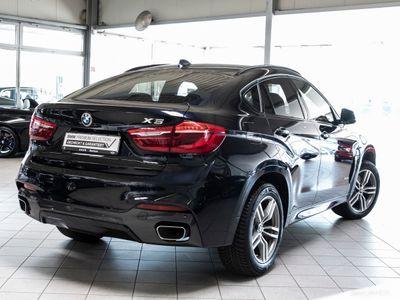 second-hand BMW X6 xDrive40d