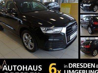 gebraucht Audi Q3 2.0 TDI S-Line *Xenon*Keyless*Sitzh.*PDC*