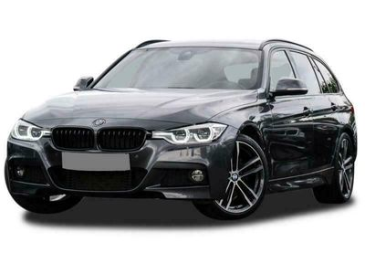 gebraucht BMW 330 i Touring M Sportpaket Head-Up HK HiFi DAB -