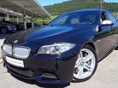 gebraucht BMW M550 d xDrive M Sportpaket Navi Prof. Sport Aut.