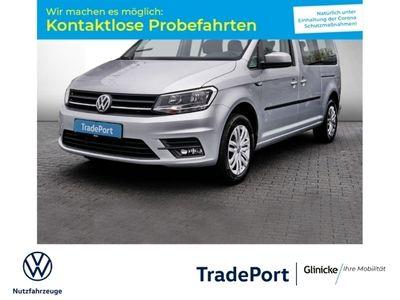 gebraucht VW Caddy Maxi Trendline 2.0 TDI BMT EU6d-T 7-Sitzer KLIMA