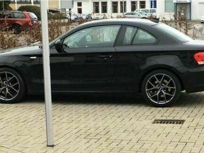 gebraucht BMW 118 Coupé d /Tempomat/Schiebedach/abnehmbareAHK