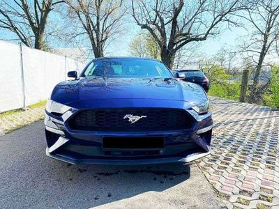 gebraucht Ford Mustang 2.3 EcoBoost Auto, Neues Model,