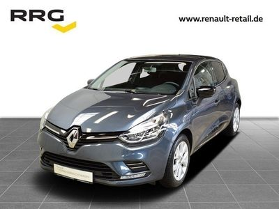 used Renault Clio IV 4 0.9 TCE 90 ECO² LIMITED DELUXE ENERGY LI