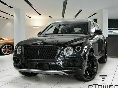 gebraucht Bentley Bentayga V8 Black | Pano Mulliner HeadUp Touring