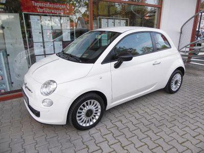 gebraucht Fiat 500 1.2 8V Pop Star mit Klima, Alu, Bluetooth-Freispr.