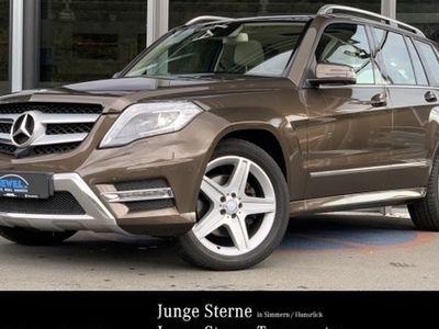 gebraucht Mercedes GLK350 CDI 4M *AMG*COMAND*MEMORY*PANO*ILS*360°*