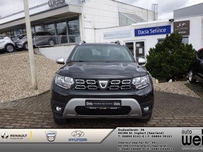 gebraucht Dacia Duster TCe 100 2WD Comfort Navi, Kamera, Bluetooth