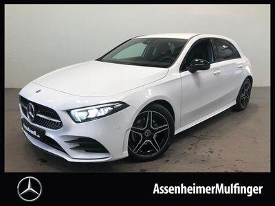 gebraucht Mercedes A180 AMG **Navi Premium/LED HP/Kamera/Night