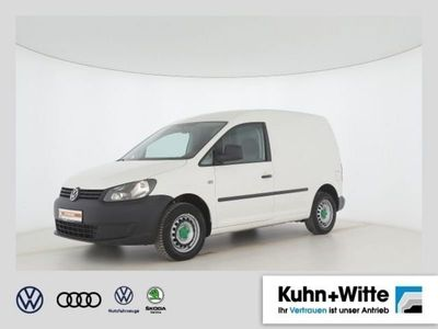 gebraucht VW Caddy 1.6 TDI AHK*ZV*Heckflügeltüren*RadioCD*Ser