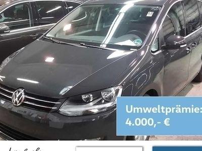 gebraucht VW Sharan Comfortline 2.0 TDI DSG BMT 7-Sitzer Navi