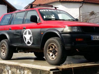 käytetty Mitsubishi Pajero Sport 3.0 V6 GLS
