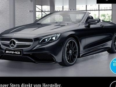 gebraucht Mercedes S63 AMG AMG Cab. 4M Driversp Fahrass Nachtsicht 360°