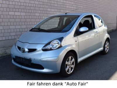gebraucht Toyota Aygo City TÜV 09/2021//CITY CAR//Wenig Steuer