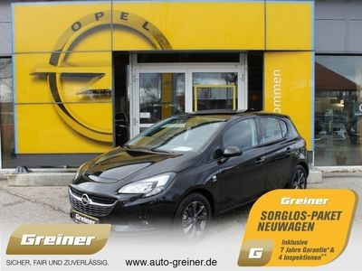 gebraucht Opel Corsa 1.4 120 Jahre RÜCKFAHRKAMERA SHZ BLUETOOTH