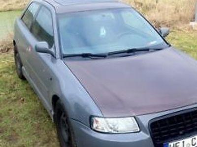 gebraucht Audi A3 1,8T Tüv 7/2017