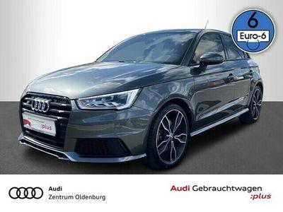 gebraucht Audi S1 2.0 TFSI quatt. Competition Navi+ APS+ SHZ