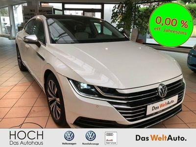 gebraucht VW Arteon Elegance 2,0TDI Euro 6 Vollausstattung