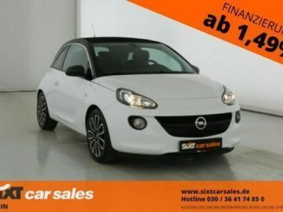 used Opel Adam 1.4 Open Air