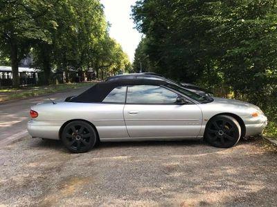 gebraucht Chrysler Stratus 2,5l V6, JX Cabrio Limited Nr. 200 von 333