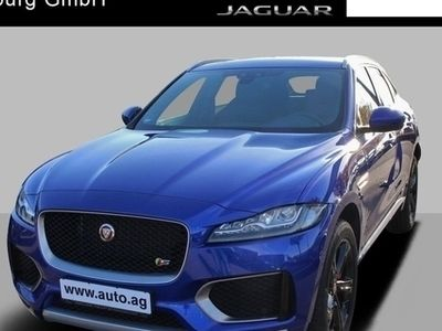 gebraucht Jaguar F-Pace 30D AWD S PANO WINTER APPROVED