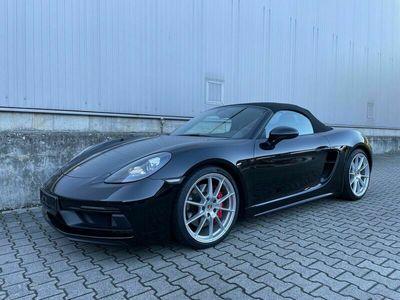 gebraucht Porsche 718 Boxster GTS Boxster 4.0 1.Hand/Unfallfrei