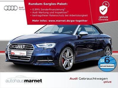 gebraucht Audi S3 Cabriolet S3 Cabriolet 2.0 TFSI quattro 228 kW (310 PS) S tronic