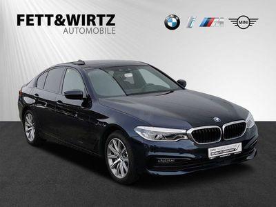 gebraucht BMW 530 e iPerformance Limousine Sport Line