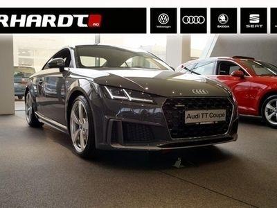 gebraucht Audi TT Coupé 45TFSI 245PS *S LINE*NEUES MODELL*