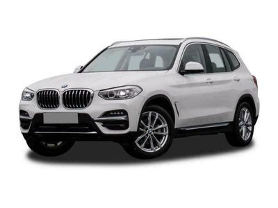 gebraucht BMW X3 X3xDrive20d Luxury Line mon 429-EUR ohne Anz/Head-Up HiFi LED AHK