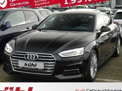 gebraucht Audi A5 Sportback 45 TFSI S tronic Sport Navi Alcanta