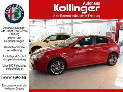 gebraucht Alfa Romeo Giulietta Turismo 1.6 JTDm 120PS *Sitzheizung*Lordosenstütze