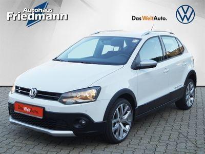 gebraucht VW Polo Cross 1.4 TDI #DSG #EU6 #Klima #PDC #BT