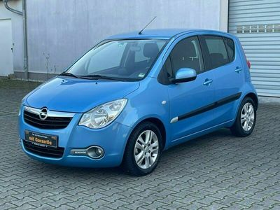 gebraucht Opel Agila 1.2 Edition*Automatik*1.Hand*TÜV neu