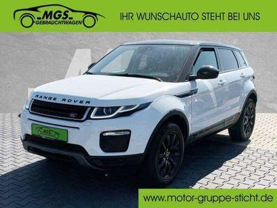 gebraucht Land Rover Range Rover evoque Si4 SE AWD #NAVI #DAB #LEDER, Gebrauchtwagen, bei MGS Motor Gruppe Sticht GmbH & Co. KG