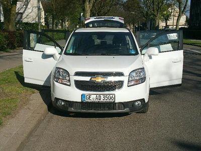 gebraucht Chevrolet Orlando 1.8 LTZ