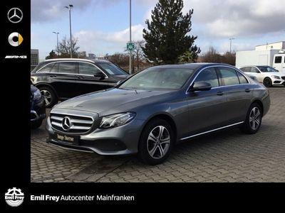 gebraucht Mercedes E200 9G-TRONIC Avantgarde